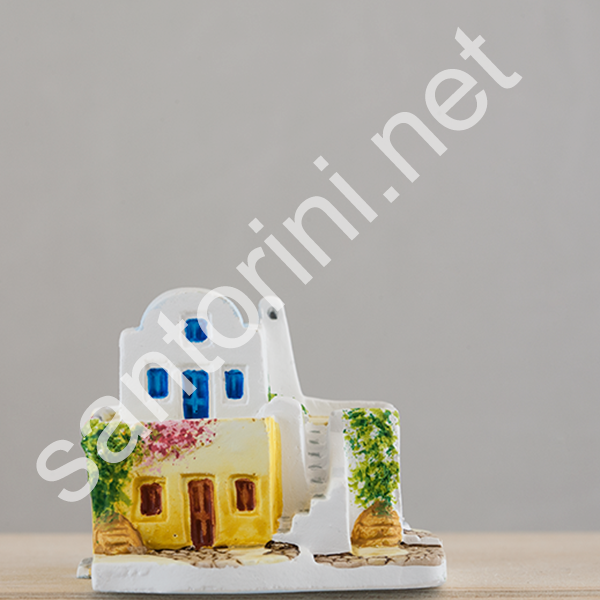 Traditional house complex, miniature