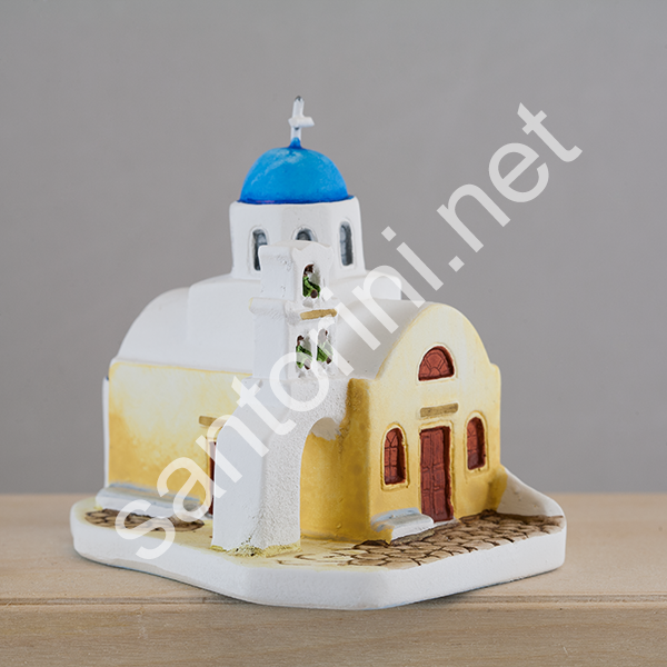 St. Konstantinos church, miniature