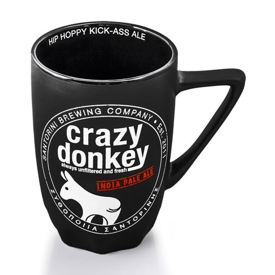 Mug - Crazy Donkey