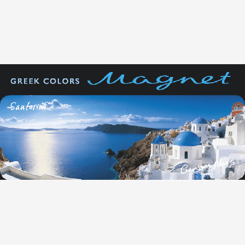 Magnet 3319, Santorini