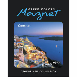 Magnet 3018, Santorini