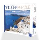 Puzzle 1000 pieces Santorini