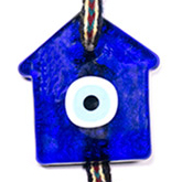 Evil Eye bead amulets