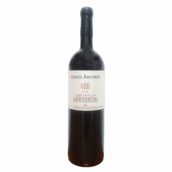 Estate Argyros Assyrtiko Oak fermented 205
