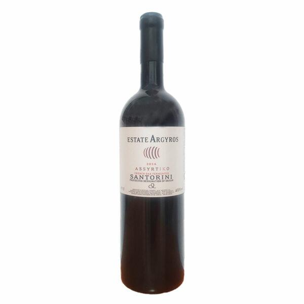 Estate Argyros Assyrtiko oak fermented 2016