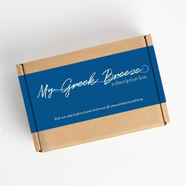 Box Label - Snack Box