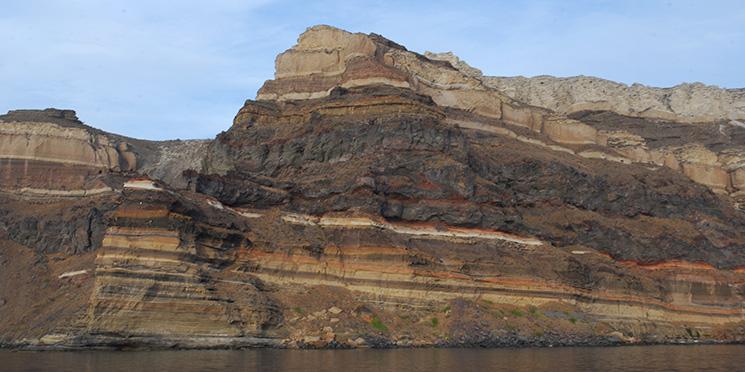 santorini geology