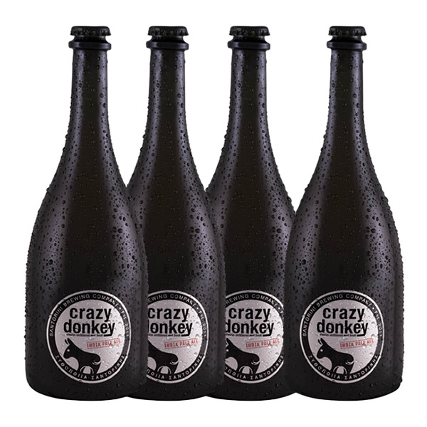 crazy donkey beer