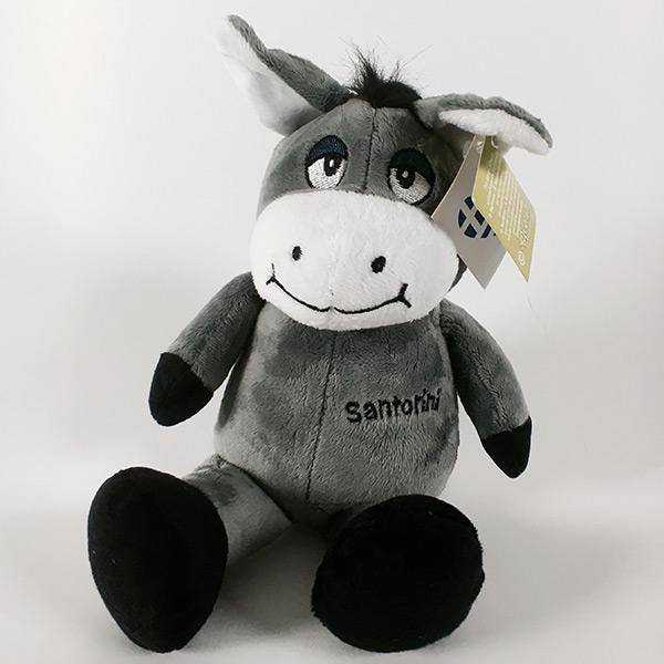 Plush Donkey Santorini