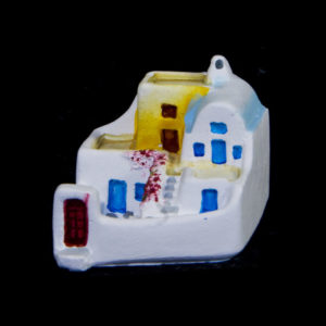 Canava house 2, miniature