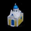 St Andreas church, miniature