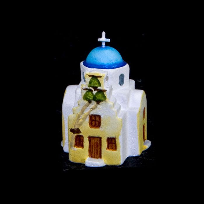 St Athina church, miniature