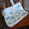 Canvas tote bag - portraits of Greece