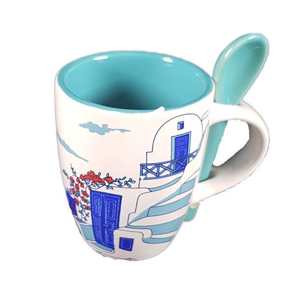 espresso cup Santorini