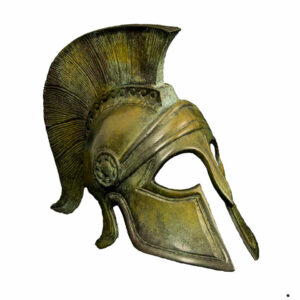 Corinthian helmet ca. 15th century BC -reproduction