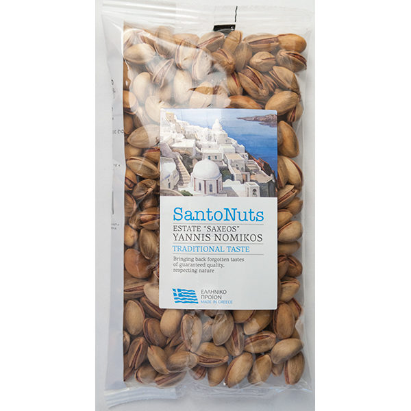 SantoNuts - Greek Pistachio - 300