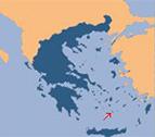 Santorini geography