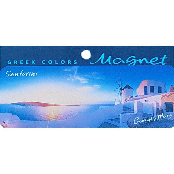 Magnet 3321, santorini