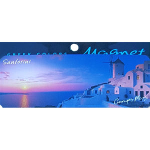 Magnet 3323, santorini