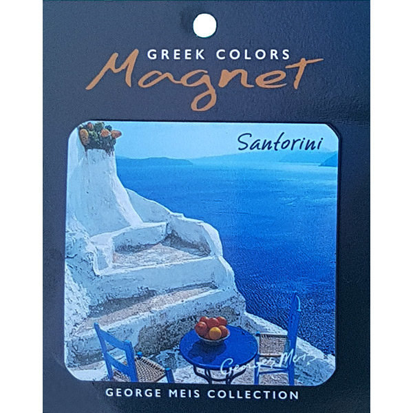 Magnet 3012, Santorini