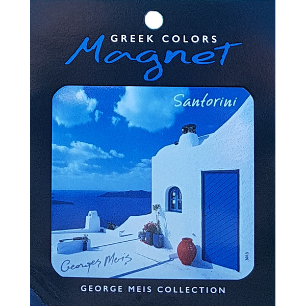 Magnet 3013, Santorini