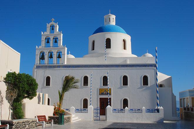 Panagia Platsani church
