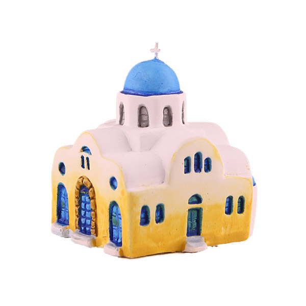 Panagia Lagkadiou church, miniature