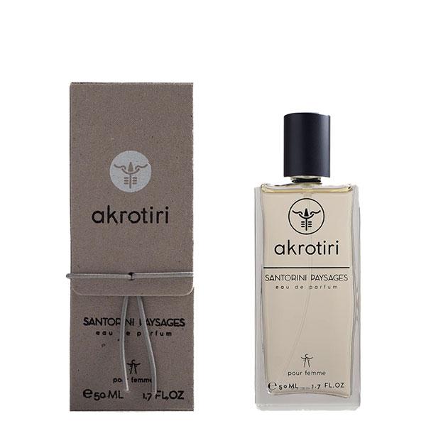 akrotiri santorini paysages perfume