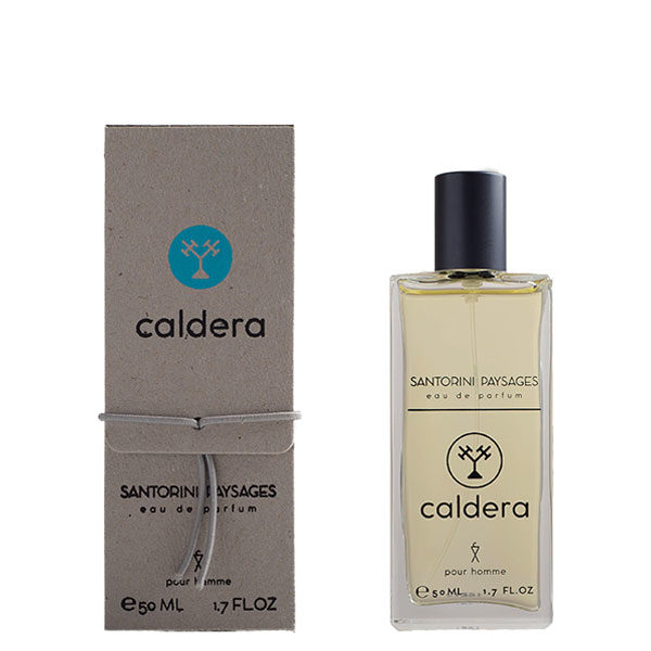 caldera santorini paysages perfume