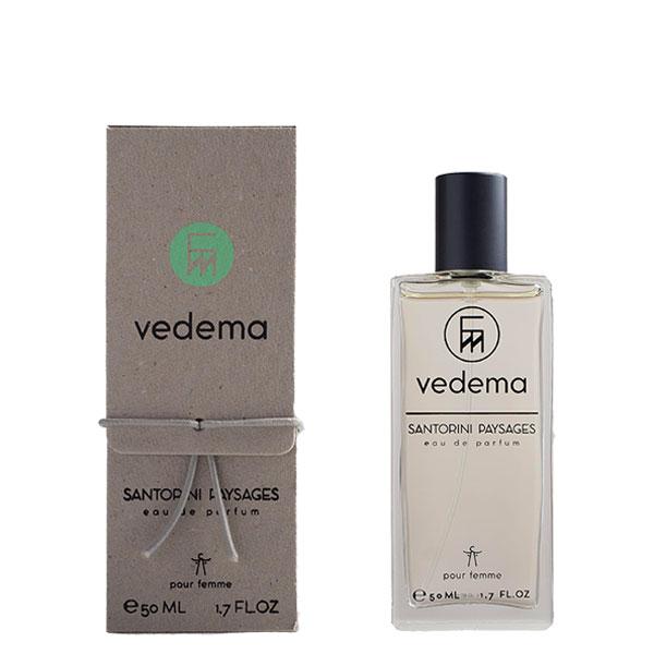 vedema santorini paysages perfume