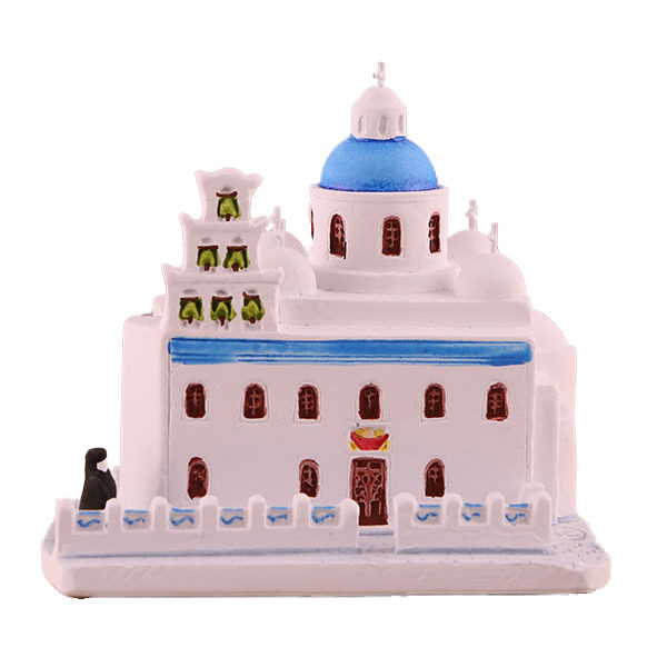 Panagia Platsani church, miniature