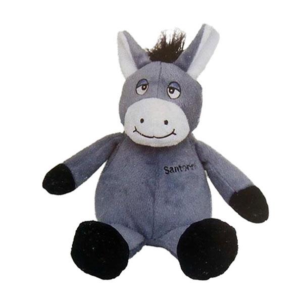 Santorini Plush Donkey