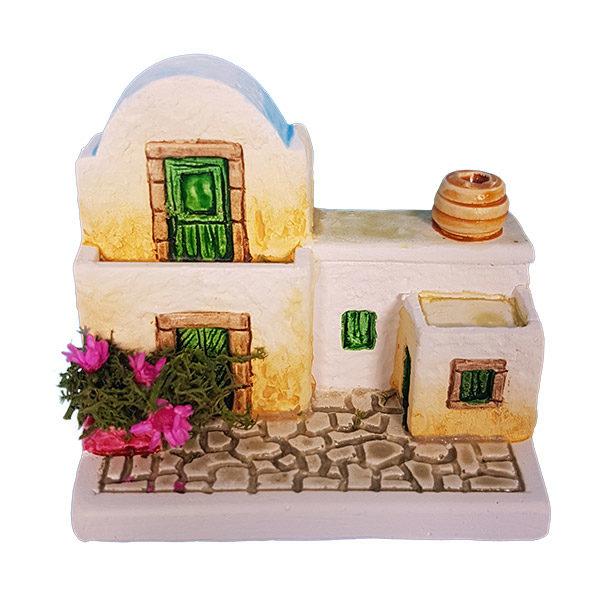 santorini house model 1