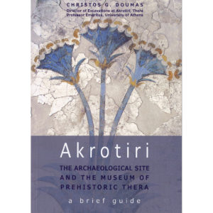 Akrotiri guide by Christos Doumas
