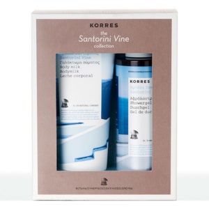 KORRES Santorini Vine Collection