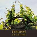 Santorini, vine-rich island