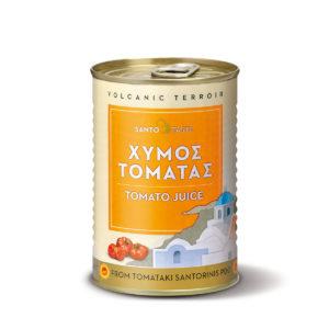 Santorini tomato juice by Santotaste