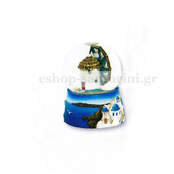Snow ball - windmill
