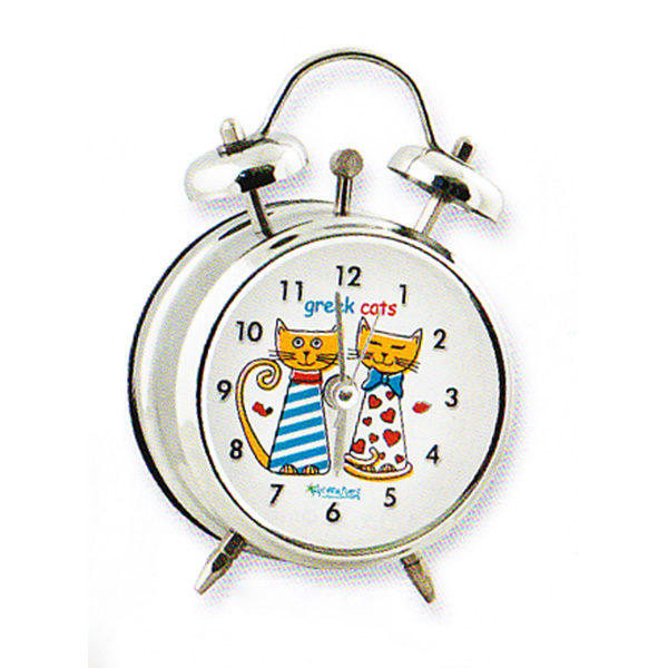 Alarm Clock - Kittens