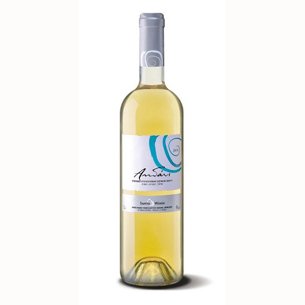 Santowines Aidani - Organic wine
