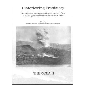 Therassia II Book about the archaeolological discovery on Therassia in 1866