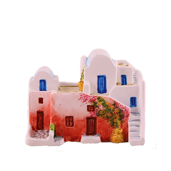 Traditional house complex 3, miniature