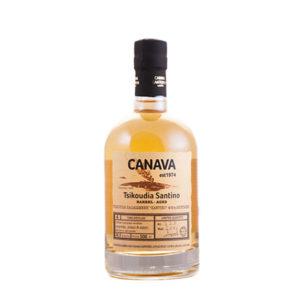 Canava Santorini - Tsikoudia Santino barrel-aged