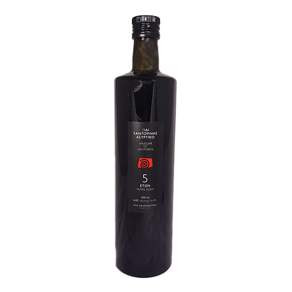 Aged Vinegar from Assyrtiko 750ml - Gaia Wines