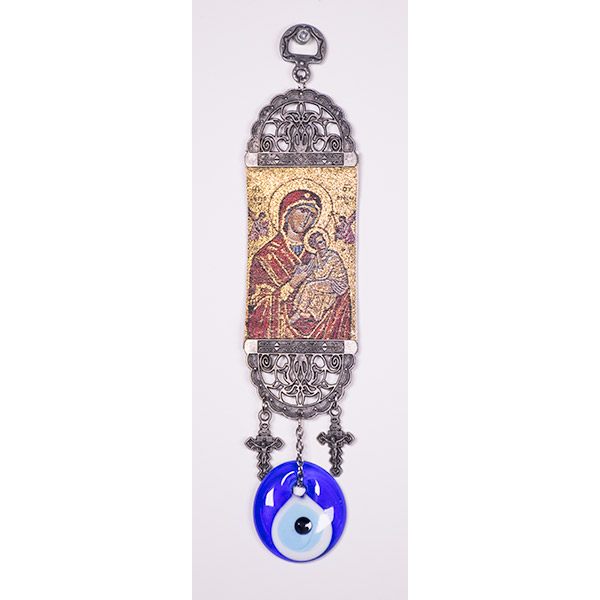Virgin Mary amulet 1