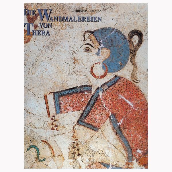 Die Wandmalereien von Thera